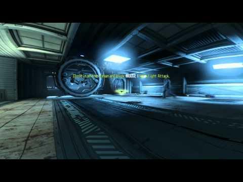Aliens vs Predator 3 Walkthrough Part 1 Alien Nightmare mission 1 Max Detail HD