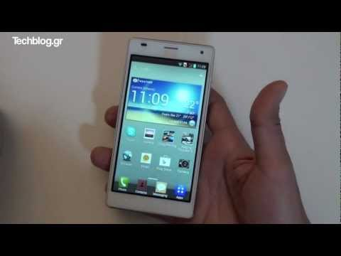 LG Optimus 4X HD hands-on (Greek)
