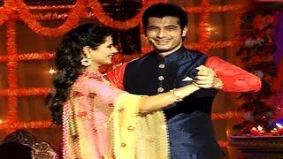 Rishi And Tanuja's Romantic Dance In 'Kasam Tere Pyar Ki' | #TellyTopUp