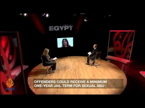 Inside Egypt - Cracking Down On Sexual Harassment In Egypt? video