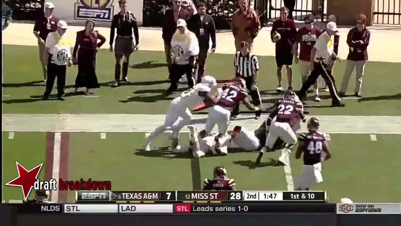 Benardrick McKinney vs Texas A&M (2014)