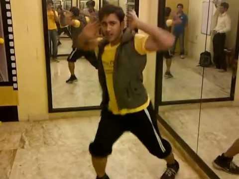Chinta Ta Ta Chita Chita Dance Step video