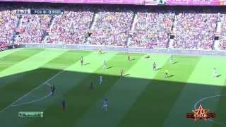 Barcelona vs Real Sociedad 720p HD Full Match | 09-05-2015