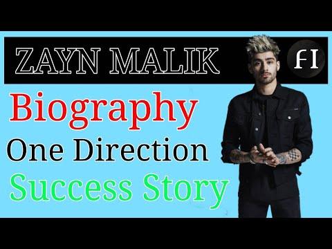 Zayn Malik Biography in Hindi | One Direction Success Story in Hindi