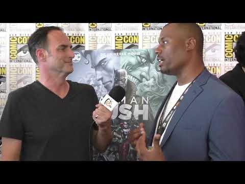 Comic Con 2019 Batman Hush Director Justin Copeland