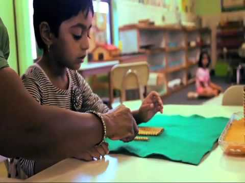 First School Montessori Video Web
