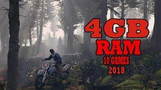 Top 10 Low Spec PC Games 2018 (4GB Ram) | أفضل 10 العاب لاصحاب الحواسيب الضعيفة