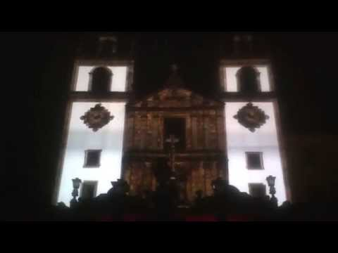 Video Mapping Imaginarius 2014 Santa Maria da Feira