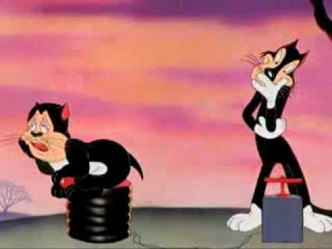 looney tunes - A Tale of Two Kitties