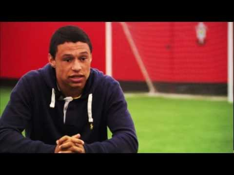 From Grass Roots Football to the Premier League -  Alex Oxlade Chamberlain