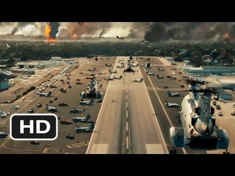 Battle: Los Angeles Official Trailer #3 - (2011) HD