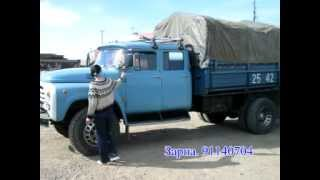zil-130 ЗиЛ-130 hand made