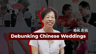 The Many Misconceptions of Chinese Weddings - SOLVED