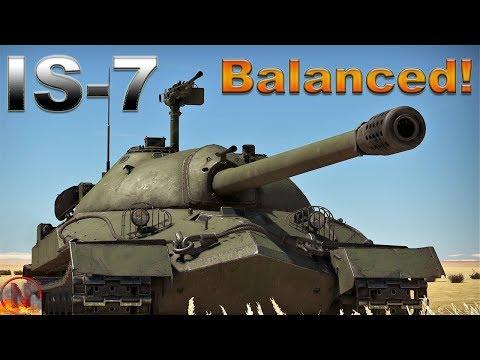 WT || IS-7 - Balanced Reward thumbnail