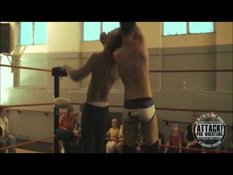 ATTACK! Pro Wrestling - More Spots Than Acne DVD Trailer