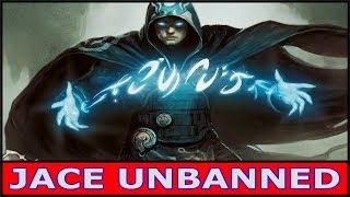 Jace Unbanned & New Chinese Planeswalkers | Kitchen Table News 12/19/18
