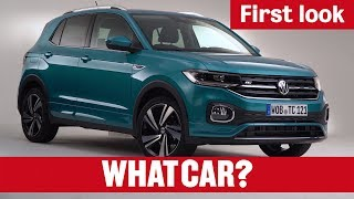 2019 Volkswagen T-Cross small SUV revealed – five things you need to know   What Car?