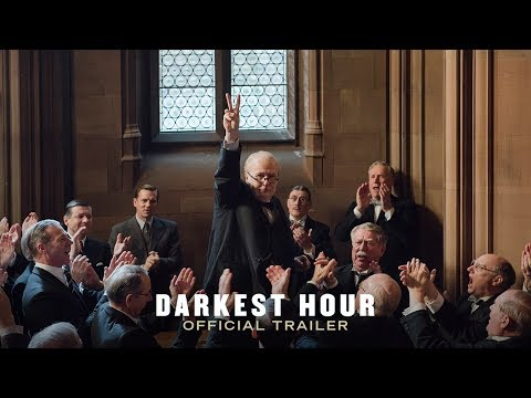 DARKEST HOUR - Official Trailer [HD] - In Theaters November 22nd streaming vf