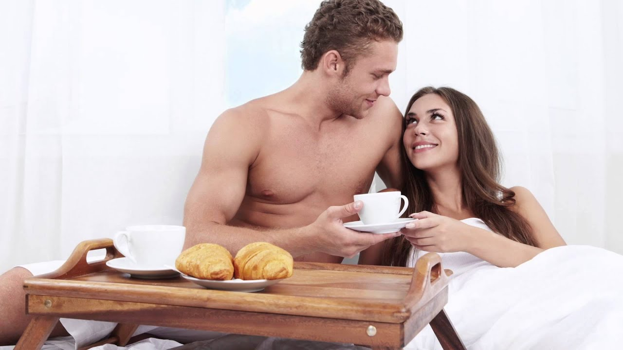Фото с женой в кровати 24 фотография