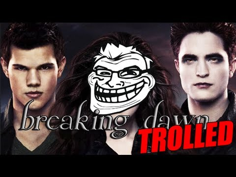 Twilight Fans Get TROLLED!