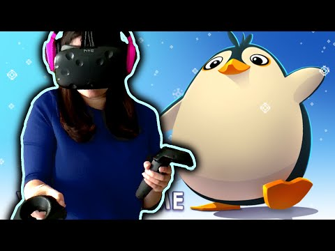 SAUVONS DES PINGOUINS | WADDLE HOME HTC VIVE