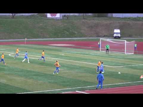 Все голы матча Сахалин - Динамо - Барнаул  1:2 ( 24.05.17 )