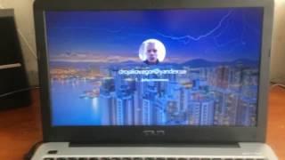 Asus X556UQ видеообзор