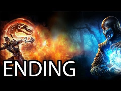 Mortal Kombat - Playthrough Ending [FR][HD]