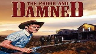 THE PROUD AND DAMNED | Chuck Connors | Full War Movie | English | HD | 720p