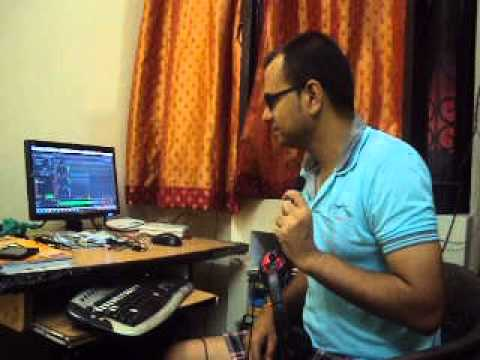 Mujhko Is Raat Ki Tanhaai Mein.. By Abhishek Bhatnagar video