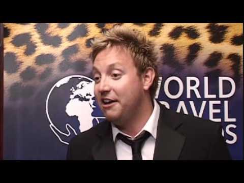 Jamie Edwards, Magic, Peoples Choice Award: Egypt's Leading Destination