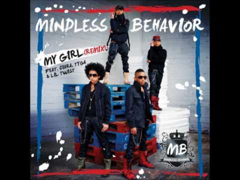 Mindless Behavior-my Girl Remix (w lyrics) video