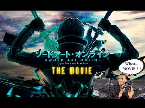 BREAKING NEWS: Sword Art Online THE MOVIE Confirmed?!!