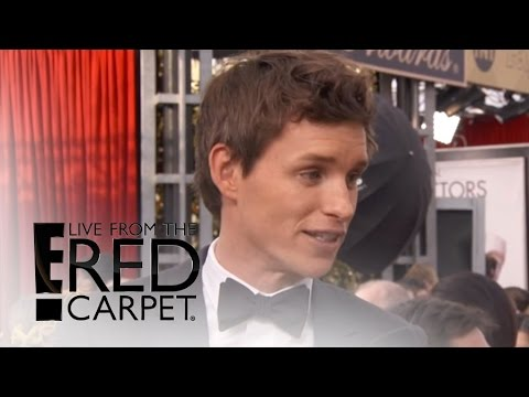 Eddie Redmayne Spills on Getting Ready for Baby No. 1 | Live From the Red Carpet | E! News