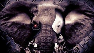 CYBORG SCARY ELEPHANT - (Oculus Rift)