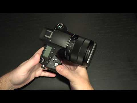Sony RX10 IV Update