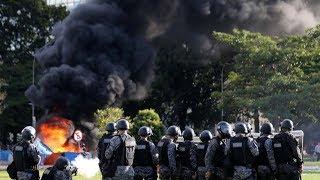 Glenn Greenwald: Ousting Brazilian President Dilma Rousseff Empowered Criminality & Corruption