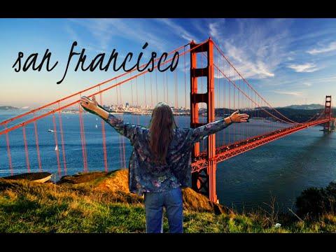 АМЕРИКА: Сан Франциско, я в тебя влюбилась!!