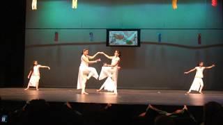 Jai Jai Mataram Dance by Vaishu and her group
