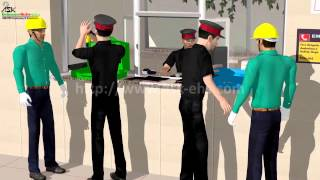 General Safety Instructions – Animated Safety Training