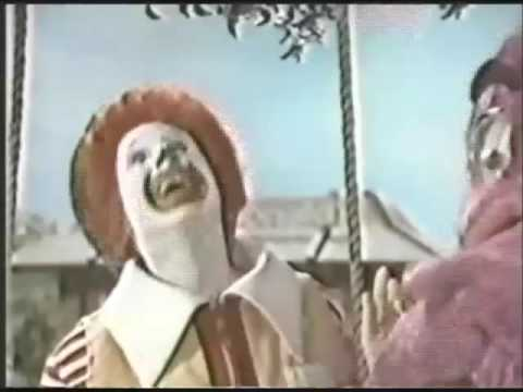 McDonald's Fry Guy Commercial (1984)