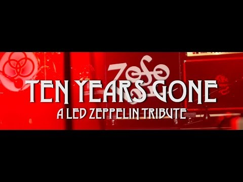 Mighty Zep - Ten Years Gone