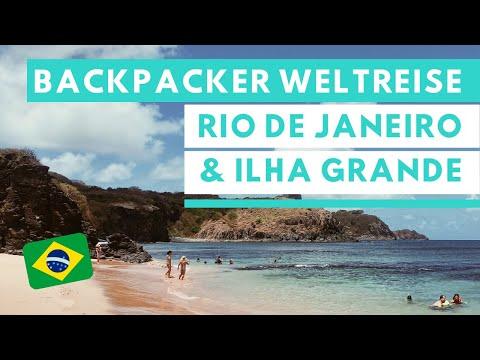 Backpacker Weltreise I - Brasilien, RIO & ILHA GRANDE - So gefährlich ist es wirklich