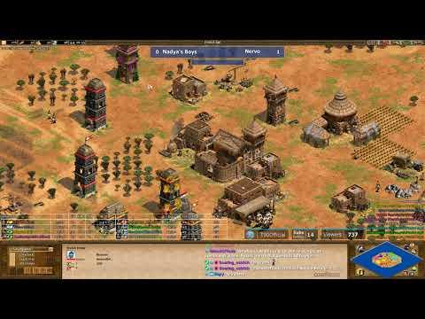 Aoe2 Wololokingdoms Teamgame Game 2