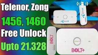 Unlock Telenor E5573Cs-609, Zong E5573Cs-322 , E8372h 21.328 Without Open