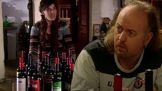 Elephants and Hens | Black Books | Season 3 Episode 2 | Dead Parrot