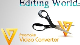 [HD]-HOW TO CUT VIDEO IN FREEMAKE VIDEO CONVERTER.