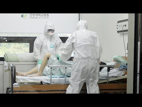 Public health measures are tightened in South Korea after a sixth person dies from MERS