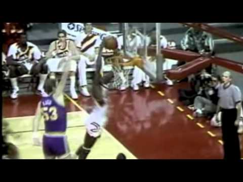 Dominique Wilkins Top 10 Dunks (HD)