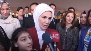 NEW NEWS VIDEO - Spouses of G 20 leaders visit Antalya